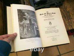The Book of BLACK MAGIC and of PACTS 1940 Edition ARTHUR EDWARD WAITE Very Rare