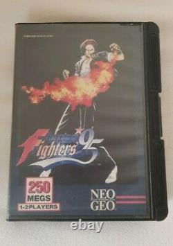The King Of Fighters 95 Neogeo Aes Snk Made In Korea Version Kof 95 Very Rare
