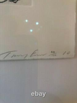 Tracey Emin'See How They Grow' 2010, Signed Print Edition, Very Rare