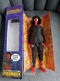 Trap Toys Spiderman Figure Richt Paint Deluxe Edition Spider-Mandem VERY RARE