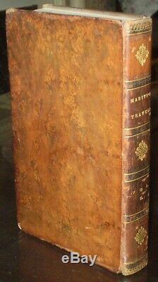 VERY RARE, 1791, 1st Edition, TRAVELS THROUGH CYPRUS, SYRIA, & PALESTINE, MARITI