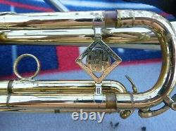 VERY RARE CLARK TERRY EDITION Olds Bb trumpet