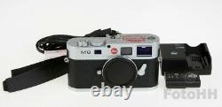 VERY RARE LEICA M8.2 SILVER LIMITED EDITION 60th ANN. OF THE PEOPLE OF CHINA