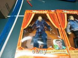 VERY RARE N Sync Set of 5 Marionette Dolls By Living Toyz-collectors edition