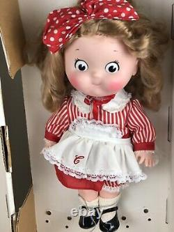 (Very Rare) 17 Inch Campbell Kids Limited Edition By World Doll Boxes 1 Tag