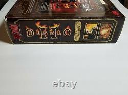 Very Rare Diablo 2 II Collector's Edition Big Box PC Dungeons Dragons BoardGame