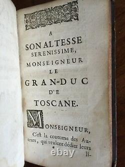 Very Rare Early Full Leather Bound Version Of The Prince By Machiavelli 1686