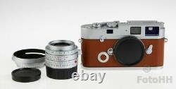 Very Rare Leica Prototype Leica Silver Chrome Mp (0,72) / Hermes Edition
