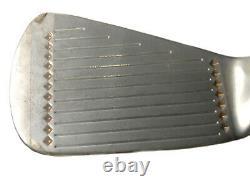 Very Rare Ltd Edition Macgregor Vip Iron Set, Curtis Strange, #0040/1000, 1-sw
