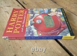 Very Rare Wand Error Harry Potter And The Philosopher Stone First Edition PB