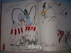 Very rare signed FIRST EDITION Scarfes Seven Deadly Sins GERALD SCARFE (b. 1936)