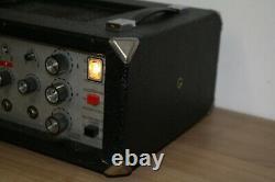 Very rare version DYNACORD ECHOLETTE M 150 TUBE AMPLFIER with 2 x EL 34