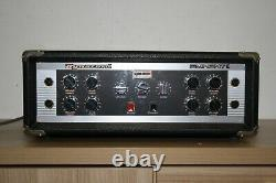 Very rare version DYNACORD EMINET II TUBE AMPLFIER with 2 x EL 34 picutres