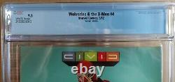 WOLVERINE & THE X-MEN 4 VERY RARE VENOM VARIANT 1 of 39 CGC 9.6 1ST SERIES 2012