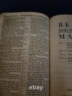 Watchtower Berean Bible Students Edition. Teachers Helps Very rare Manual