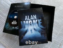 (Xbox 360) Alan Wake Press Kit Spanish Version (VERY RARE)