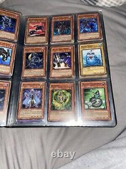 Yu-Gi-Oh Very Rare Binder, Cards in Very Good Condition, Limiteds & 1st Editions