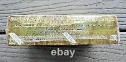 Yu-gi-oh Cyberdark Impact 1st Edition Booster Box 24 Packs 103953 Very Rare F/s