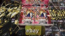 YuGiOh! Magician's Force 1st Edition Booster Pack ENGLISH New and Very Rare