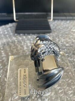 ZIPPO, 3D ANNE STOKES GUARDIAN DRAGON, LIMITED EDITION Very Rare