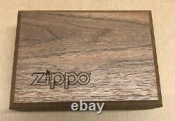 Zippo Lighter Limited Edition Golden Jubilee 2002 Brand New VERY RARE