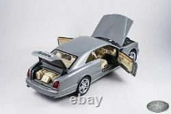 1/18 Minichamps Bentley Brooklands Dealer Edition Gray Très Rare