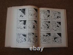 1989 Tintin Au Pays Des Soviets Tissu Numéroté Première Édition Très Rare