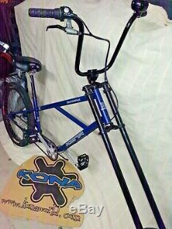 2004 Kona Bike Hotrod Édition Spéciale Usine Chopper Cruiser Bike Tres Rare