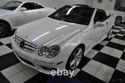 2009 Mercedes-benz Clk-class Clk350 Rare Grand Edition Specs Amg Stunning