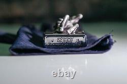 3d Cheval Sculpture Galloping Zippo Très Rare Ltd Edition De 1000