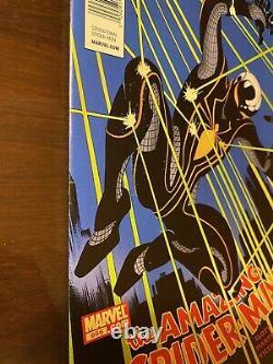 Amazing Spider-man Asm #656 Journal Variante 1ère App Armor Mk II 2 Très Rare
