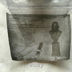 Assassin's Creed Black Flag Edward Bronze Bust Developer Edition Très Rare