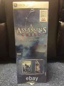Assassins Creed Edizione Limitată Collectors Edition Brand New Mint, Très Rare
