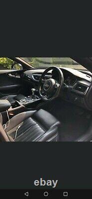 Audi A7 3.0 Tdi Quattro Édition Noire Complète Voiture Très Rare