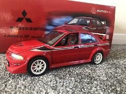 Autoart 118 Mitsubishi Tommi Edition Très Rare
