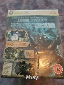 Bioshock 1 Collector's Edition Très Rare, Oop, Et Usine Scellée