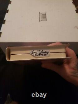 Black Diamond Édition Rare Très Belle Et La Bête Vhs, A Walt Disney Classique