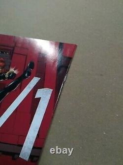 Black Widow 1 Très Rare 1/100 Milo Manara Variant 2014 Série Bin