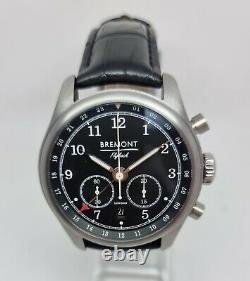 Bremont Code Très Rare Breaker Unworn Mens Steel Watch B&ps Limited Edition