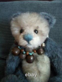 Charlie Bears Isabelle Lee Puck Très Rare Édition Ltd Très Faible Nombre