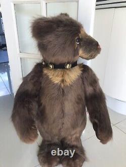 Charlie Bears Jj The Big Bear Limited Edition 650 Of 1000 Worldwide Very Rare