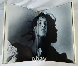 Comme Des Garcons Livre Photo 1981 1986 Première Édition / Rei Kawakubo Très Rare