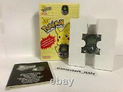 Console Pokemon Pikachu Color Nintendo New Sealed Pal Version Very Rare