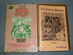 D&d 1ère Édition La Box De Trilogie Arduine Set (very Rare Complete Et Exc-!)