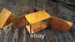 Davenport / Demon Wonder Box Très Rare Copper Vintage 1940 Version