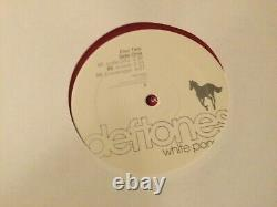 Deftones White Pony Edition Limitée, Promo, Rouge Transparent, Very Rare