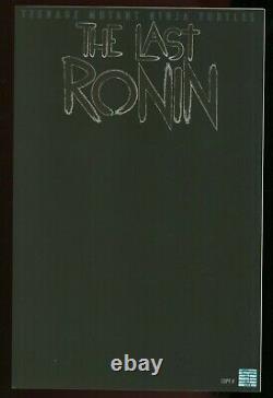 Dernière Ronin #1 Obscurity Vierge Toute Variante Noire Tmnt Very Rare Perfect Nm/m 9.8