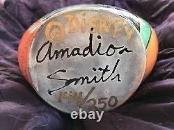 Disney Very Rare, Edition Limitée Amadio Smith Vase Raku De Dopey