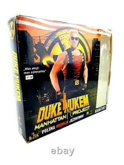 Duke Nukem Manhattan Projet Pc Big Box Très Rare Edition Collector Pl