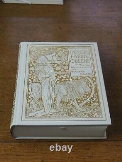 Edmund Spensers Faerie Queene. Folio Society 2011. Édition Limitée Très Rare